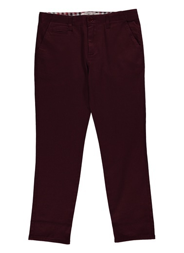 Morhipo Kids Pantolon Bordo